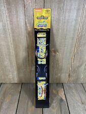 New Buckle Down Spongebob Squarepants Pet Products Multi Color Dog Collar Large