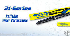 "1x 22"" ANCO 31-22 Windshield Wiper Blade 31-Series 22"" inch Black Metal"