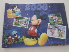 "Disney 2006 Mickey and Friends Calendar Excellent condition 11"" x 16"""