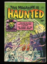 This Magazine is Haunted #6 VG 4.0