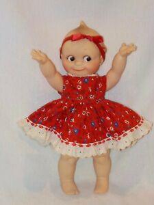 "12"" Vinyl All Movable Cameo Kewpie Doll"