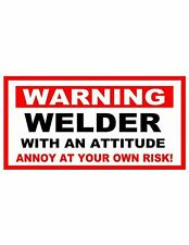 Welder decal #2