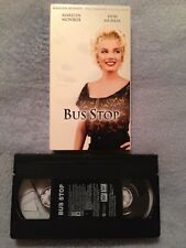 Bus Stop (1956) - VHS Tape - Comedy / Romance - Marilyn Monroe - Don Murray