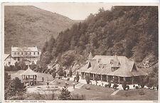 Isle of Man Postcard - Glen Helen Hotel     XX560
