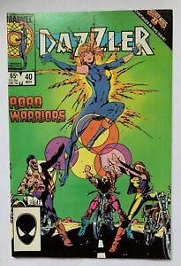 Dazzler #40 1985 Marvel Goodwin Chadwick Guice VFN Secret Wars 2