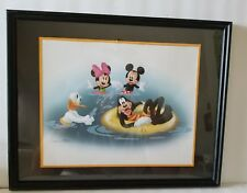 Disney LithographLimited Edition cool,splashing fun with Mickey and friends 2011