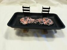 American Girl DOLL Julie's Birthday Goodies  metal hibachi-style grill  ONLY