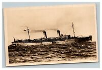 Vintage Early 1900's WW1 Divided Back Photo Postcard USS Louisville UNPOSTED
