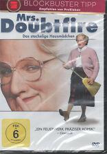 Mrs. Doubtfire Das stachelige Hausmädchen DVD NEU Robin Williams Pierce Brosnan