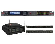 dbx DriveRack Venu360 Venue 360 3x6 Speaker Management System