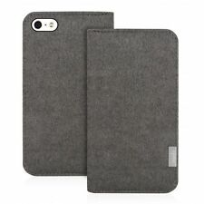 Grey Wallet Case for iPhone 6
