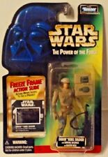 Star Wars The Power of The Force Endor Rebel Soldier Action Figure New MOSC