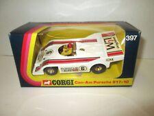 Vintage Corgi Can-Am Porsche Audi 917-10 #397 Mint Boxed