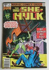 Marvel Comics, She Hulk # 4  Photos Show  Great Condition