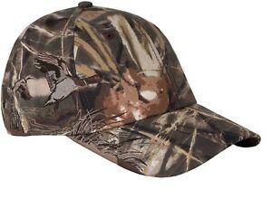 Dri Duck Wildlife Series Mallard Duck Cap 3254 Realtree Camo Brown Baseball Hat