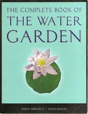 Complete Book of the Water Garden by Mason & Swindell plans fish plants KOI