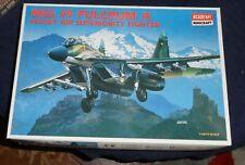 Academy Minicraft 1:48 MiG-29 Fulcrum un luchador soviético de aire superiori Kit #2116