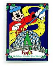 EPCOT HOLIDAYS AROUND THE WORLD DINNER LE Disney Pin
