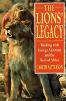Lions' Legacy by Patterson, Gareth Hardback Book The Fast Free Shipping