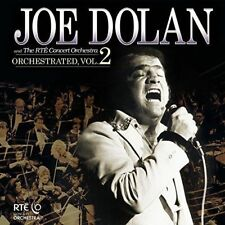 JOE DOLAN ORCHESTRATED VOL.2 CD & The RTE CONCERT ORCHESTRA October 2017