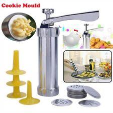 Biscuit Maker Cookies Press Cake Decorator Pump Machine Kit Icing Syringe Gun
