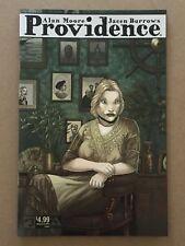 "PROVIDENCE #3 ""WOMEN OF HPL"" COVER AVATAR ALAN MOORE JACEN BURROWS NM 1ST PRINT"
