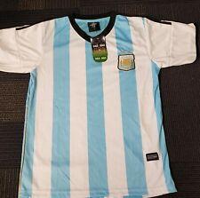 Argentina Light Blue Soccer Jersey Nwt Size Large