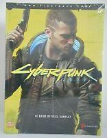 CYBERPUNK 2077 livre guide officiel complet jeux vidéo Xbox séries X ps5 ps4