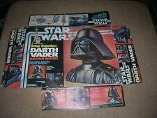 Vintage Star Wars 1978 MPC DARTH VADER BOX COVER SNAP TOGETHER