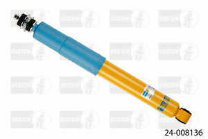Bilstein B6 Rear Shock Absorber for BMW 2000-3.2 Coupe (E9) 3.0 Csi (147 kW)