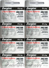 40 pc 395 / 399 Energizer Watch Batteries SR927SW SR927 0% HG