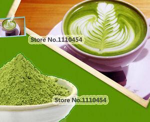 100% Natural Organic Matcha Green Tea Powder Slimming Tea Weight Loss Makeup Tea