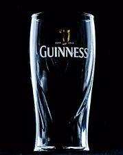 "Guinness Beer, Bierglas ""Arthur Day"", 0,5l, Pint Glas, Reliefschliff"