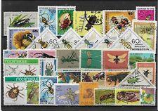 Valores Mundiales Fauna Insectos (ED-554)