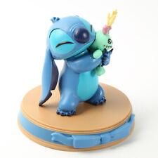 Lilo & Stitch Stitch Scrump Happiness Moment PVC Statue Figure Collectible