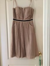 NEW MANOUKIAN by BCBG DRESS light PINK STRAPLESS With No Tags