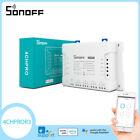 Sonoff 4CHPROR3 4 Way Smart Switch Wireless Wi-Fi 433MHZ RF APP Remote Control