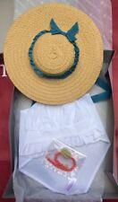 American Girl Felicity's Accessories New Necklace Cap Hat Fischu NIB