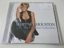 WHITNEY HOUSTON - THE ULTIMATE COLLECTION - 2007 ARISTA CD ALBUM - NEU!