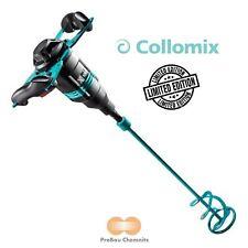 Collomix Handrührwerk X1010 HF 1010W Rührwerk + WK120HF Limit. Black Edition NEU
