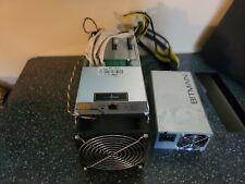 Antminer S9 14TH/s ASIC Bitcoin Miner + psu