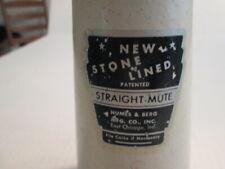 TROMBONE MUTE--straight mute--Humes & Berg