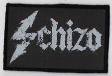 SCHIZO PATCH / SPEED-THRASH-BLACK-DEATH METAL