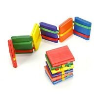 WHOLESALE - LOT OF 72 JACOBS LADDERS classic wood magic toy games party favors