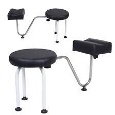 Pedicure Reflexology Station Chair Manicure Spa W/Foot Rest Salon Equipment New