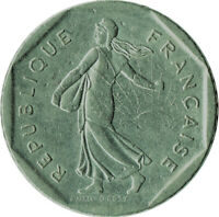 COIN / FRANCE / 2 FRANC 1981   #WT79