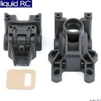 Associated 89017 Gearbox Front & Rear: RC8