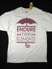 Element skateboard Co. Endure short sleeve t shirt men's white size XL