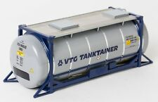 "WSI 04-2000 20 FT Tank Container VTG Tanktainer Trailer Load 1:50 ""NEW IN BOX"""