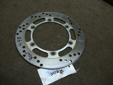 97 KAWASAKI KLR650 KLR 650 ROTOR, REAR BRAKE DISC #Y64